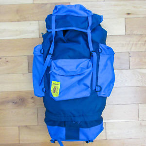【送料無料】キャンプ用品 ヴィンテージcobmasterリュックサック1980ハイキングバックパッキング
