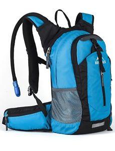 【送料無料】キャンプ用品 バックパックパック25ポンドbpaデイバック