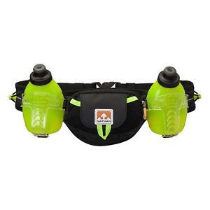 【送料無料】キャンプ用品 ボトルベルトmensネーサンmxnathan trail mx plus bottle belt mens