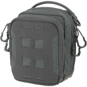 【送料無料】キャンプ用品 maxpedition agrアコーディオンユーティリィティripstopケースmolleポケット