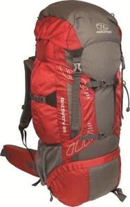 【送料無料】キャンプ用品 スポーツバッグ85ポンドリュックサックバックパックハイキング795