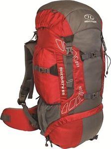【送料無料】キャンプ用品 カバー65ltrリュックサックハイキング