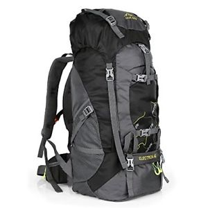 【送料無料】キャンプ用品 outlifeハイキングバックパック60ポンドリュックサック