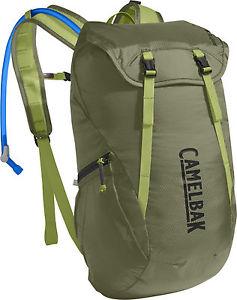 【送料無料】キャンプ用品 camelbak18リュックサック1110301900グリーンシトロン