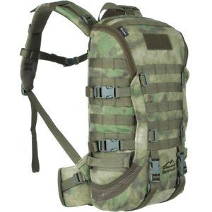 【送料無料】キャンプ用品 wisport zipperfox 25ポンドバックパックatacs fg