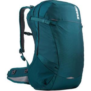 【送料無料】キャンプ用品 チューレレディースリュックサックハイキングディープティールサイズ