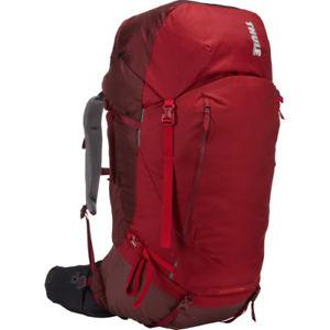【送料無料】キャンプ用品 テューレ65l womensリュックサックハイキング ボルドー1サイズ