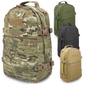 【送料無料】キャンプ用品 ブルドッグv2 socomedc molleリュックサックバックパックバッグ28ポンドハイキング