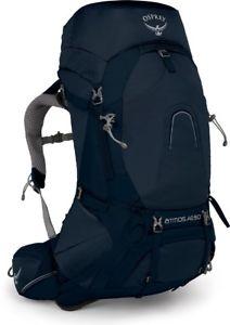 【送料無料】キャンプ用品 ミサゴアトモスag 50リュックサックハイキング