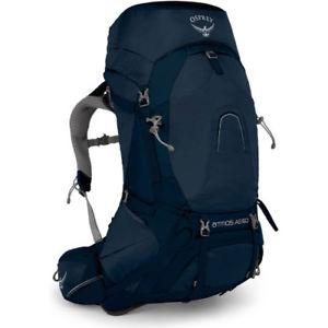 【送料無料】キャンプ用品 ミサゴアトモスag 50 mensリュックサックハイキングサイズ