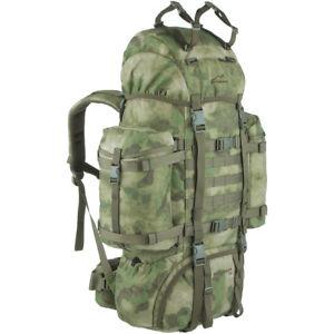 【送料無料】キャンプ用品 75ポンドリュックサックcamoバックパックパックatacs fgハイキングwisportトナカイ