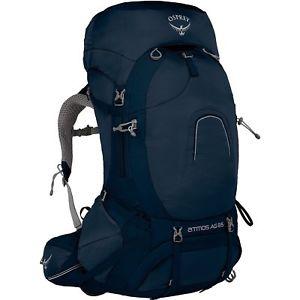 65 mensリュックサックハイキングサイズ ミサゴアトモスag 【送料無料】キャンプ用品