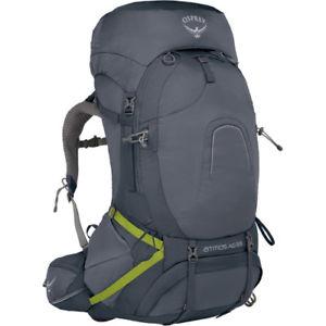 【送料無料】キャンプ用品 ミサゴアトモスag 65 mensリュックサックハイキングサイズ