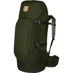【送料無料】キャンプ用品 fjallravenアビスコ65 mensリュックサックハイキング 1オリーブサイズ
