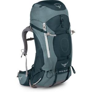 【送料無料】キャンプ用品 ミサゴエーリエル55 womensリュックサックハイキングboothbayグレーサイズ