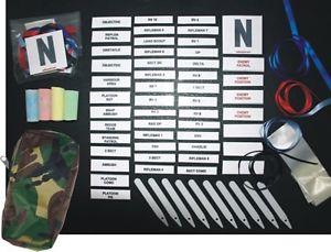 【送料無料】キャンプ用品 モデルキットバッグ1military commander orders model making kit dpm bag camo army commando infantry