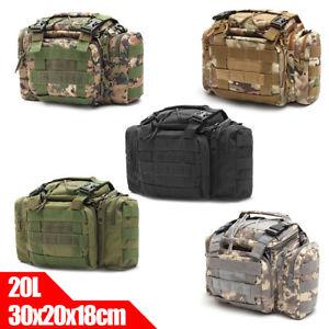 【送料無料】キャンプ用品 ハイキングバッグ20ポンドリュックサックmolleバックパック
