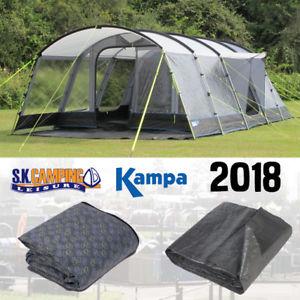 【送料無料】キャンプ用品 kampa croyde 62018テント