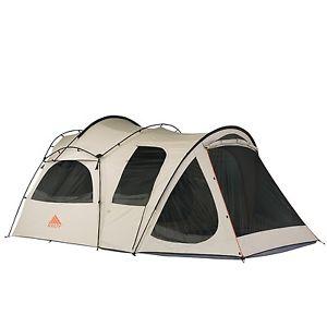 【送料無料】キャンプ用品 ケルティーフロンティア4polycotton 34テントrrp950kelty frontier 4, polycotton 3 season 4 man family tent   rrp 950