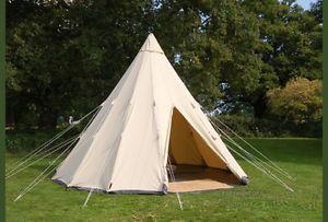 【送料無料】キャンプ用品 6メーターティーピー6 metre ultimate single pole tipi