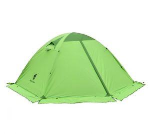 【送料無料】キャンプ用品 listinggeertop24シーズンドームテントrrp120アマゾン8299 listinggeertop double layer 2person 4season dome winter tent rrp 120 amazon 8299