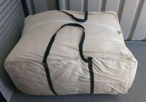 【送料無料】キャンプ用品 ロータス5mテントbniblotus belle 5m insulated lining for bell tent bnib
