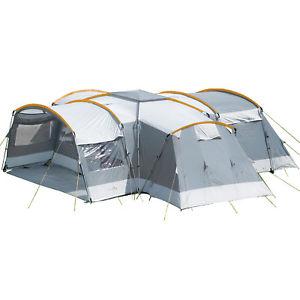 【送料無料】キャンプ用品 テントメッシュskandika nimbus protect 12 person man tent sewnin groundsheet mosquito mesh