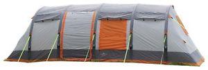 【送料無料】キャンプ用品 olpro wichenford84テントolpro wichenford breeze 8 man 4 room inflatable tent