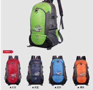 【送料無料】キャンプ用品 35ポンドバッグ50*36*16cmバックパックハイキング