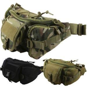 【送料無料】キャンプ用品 ウエストバッグベルトバッグメンズジッパーコンパートメントホリデイtactical waist bag belt bum bag mens zipped compartments army holday travel