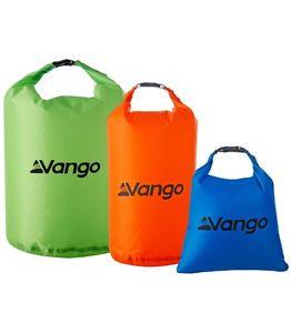 【送料無料】キャンプ用品 3vangoバッグセットvango dry bag set of 3