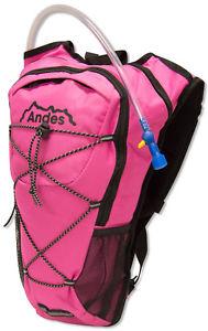 【送料無料】キャンプ用品 ピンク8ポンド2ポンドハイキングhydrationパック