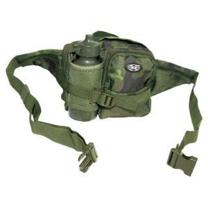 【送料無料】キャンプ用品 チェコウッドランドcamoウエストバッグパックボトルハイキング