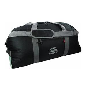 【送料無料】キャンプ用品 100highlander cargo 100 travel bag