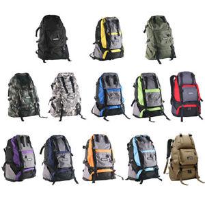 【送料無料】キャンプ用品 7ハイキング40ポンドリュックサックバッグバックパック