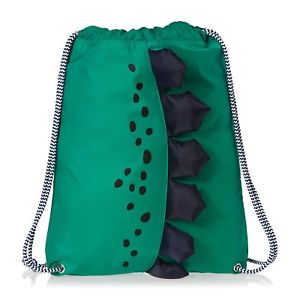【送料無料】キャンプ用品 ジュールドローストリング ディノ1サイズjoules boys play drawstring kids bag dry green dino one size