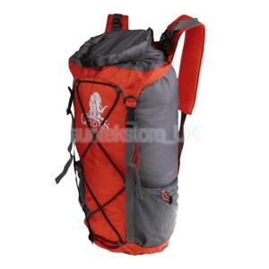 【送料無料】キャンプ用品 キャンプバックパック29ポンドバッグウォータースポーツカヤック