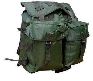 【送料無料】キャンプ用品 リュックサック40ポンドパックバッグaliceグリーン
