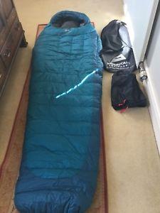 【送料無料】キャンプ用品 womens750rrp420mountain equipment womens glacier 750 sleeping bag rrp 420