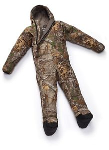 【送料無料】キャンプ用品 selkバッグrealtreeselk bag instinct realtree sleeping bag with arms and legs