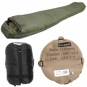 正式的 【送料無料 synthetic】キャンプ用品 snugpak12ミサゴミイラsnugpak softie travel 12 osprey military military army sleeping bag synthetic adult travel mummy, 福山市:22e03aeb --- business.personalco5.dominiotemporario.com