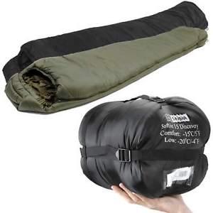 【送料無料】キャンプ用品 snugpak15 ミイラsnugpak softie 15 discovery military army sleeping bag synthetic adult mummy