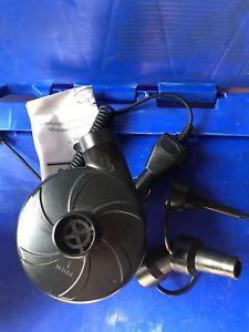 【送料無料】キャンプ用品 レガッタポンプregatta rechargeable pump