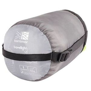 【送料無料】キャンプ用品 カリマーtravellight 2カバーバッグkarrimor travellight 2 sleeping bag camping grey cover bag