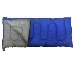 【送料無料】キャンプ用品 proaction400gsmantiproaction envelope 400 gsm blue anti allergy sleeping bag