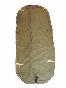 【送料無料】キャンプ用品 ライナーミディアムlightweight sleeping bag liner  medium brand  [13355]