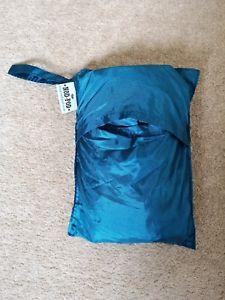 【送料無料】キャンプ用品 ライナー コガモnodpod single sleeping bag liner teal