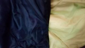 【送料無料】キャンプ用品 ハルフォード12kgshalfords envelope sleeping bag 12kgs camping blue single