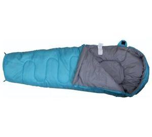 【送料無料】キャンプ用品 250gsmantijunior single cowl 250 gsm anti allergy sleeping bag