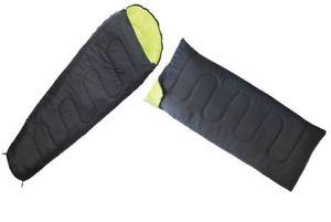 【送料無料】キャンプ用品 ハイキングライナーミイラ essential mummy and envelope camping hiking fleece sleeping bags liner light